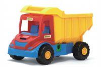 Auto multitruck sklápěč plast 38cm asst 3 barvy 12m+ Wader