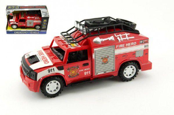 Auto hasiči 25cm