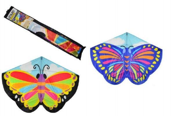 Létajúci šarkan motýľ - 138 x 110 cm