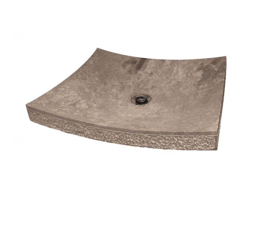Umývadlo z prírodného kameňa Zen Grey