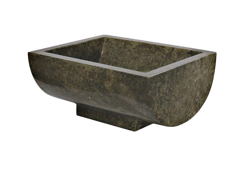 Umývadlo z prírodného kameňa Gratia Black