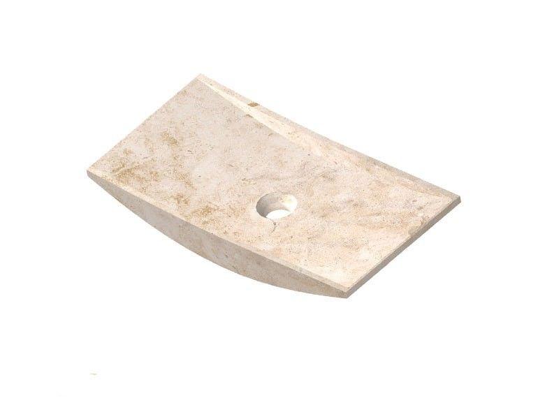 Kamenné umývadlo Amuletum Cream