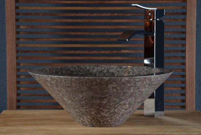 Kamenné umývadlo Fidus Grey