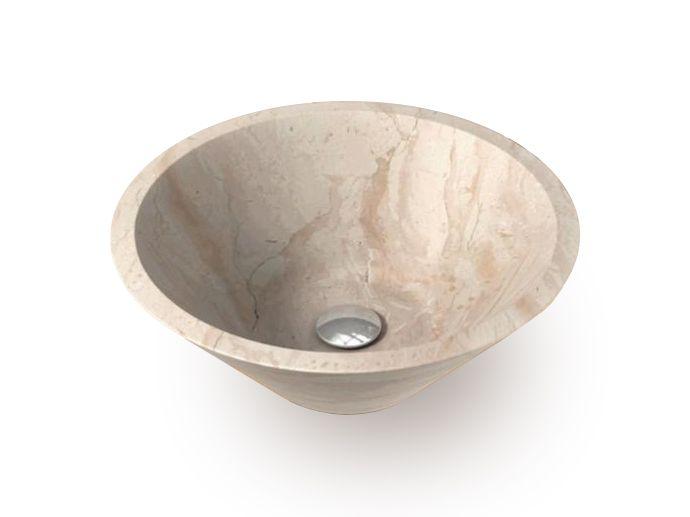 Kamenné umývadlo Fidus Cream