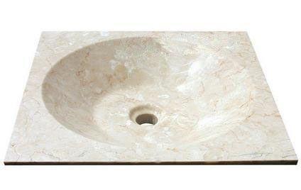 Kamenné umývadlo Aspera Cream