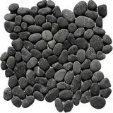 Kamienková mozaika Black Sumatra 1x sieťka