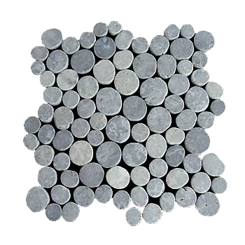 Mozaika z mramoru Aberdeen Grey - 1× sieťka
