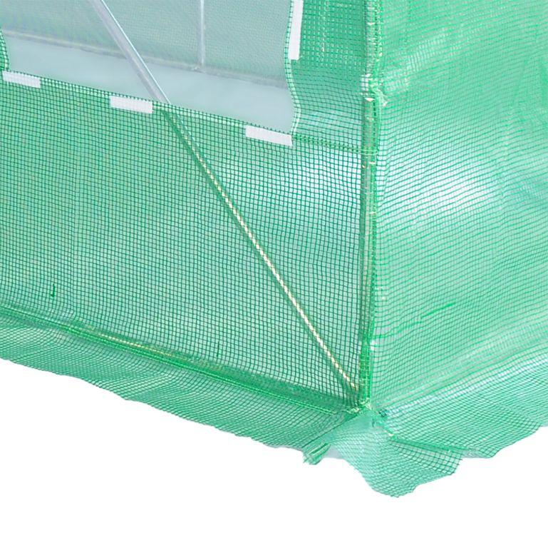 Fóliovník  250 cm x 400 cm (10,0 m²) zelený