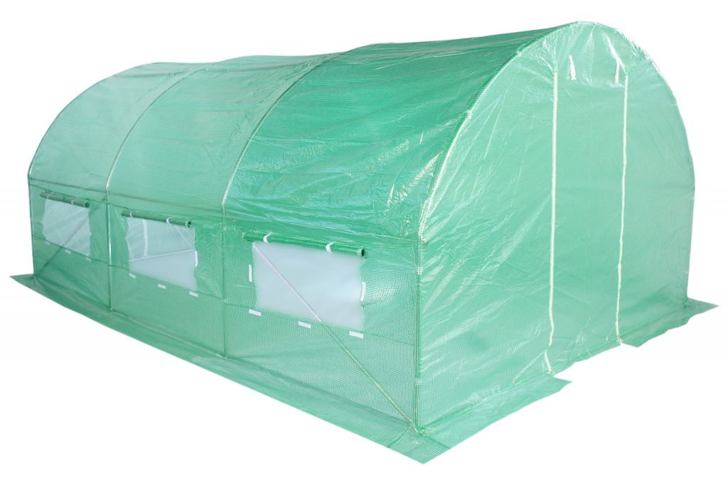 Fóliovník 250 cm x 500 cm (12,5 m²) zelený