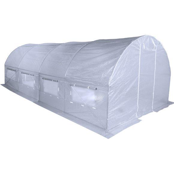 Fóliovník 300 cm x 600 cm (18 m²) biely