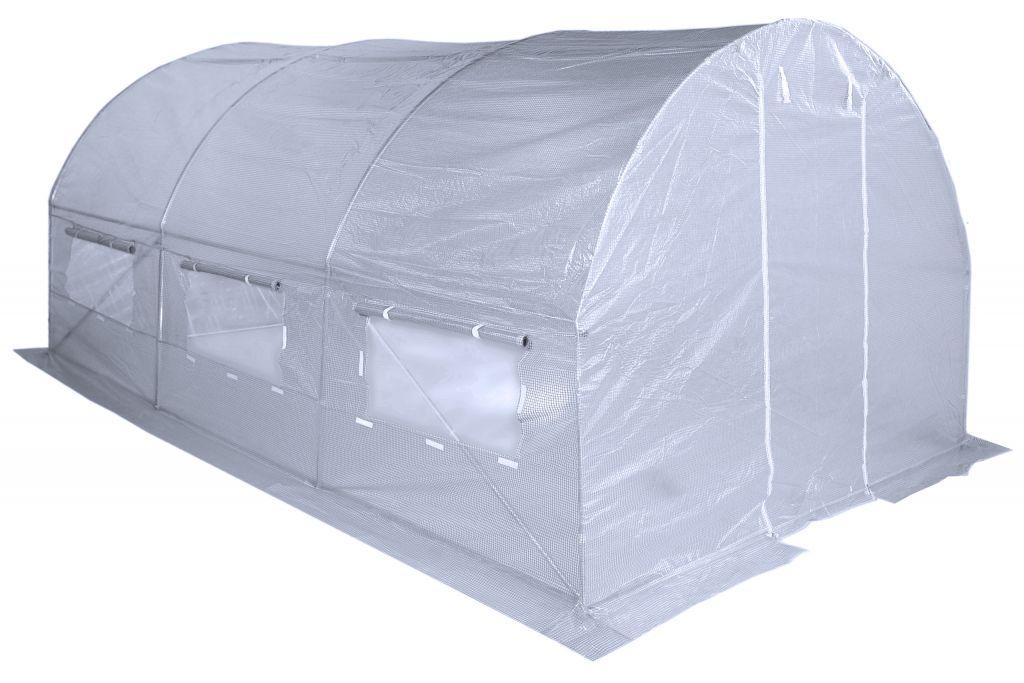 Fóliovník 300 cm x 450 cm (13,5 m²) biely