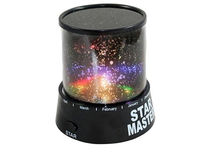 LED projektor nočnej oblohy