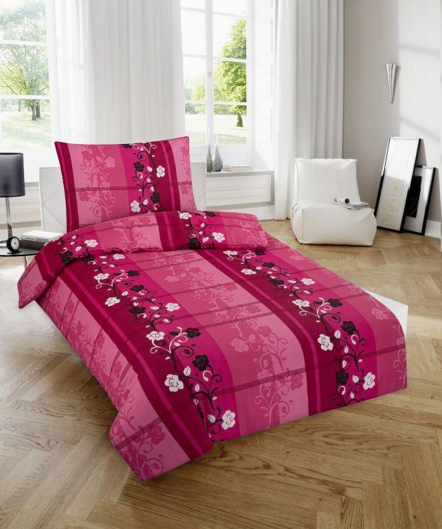 Obliečky Nicol - Ruženka 100% bavlna
