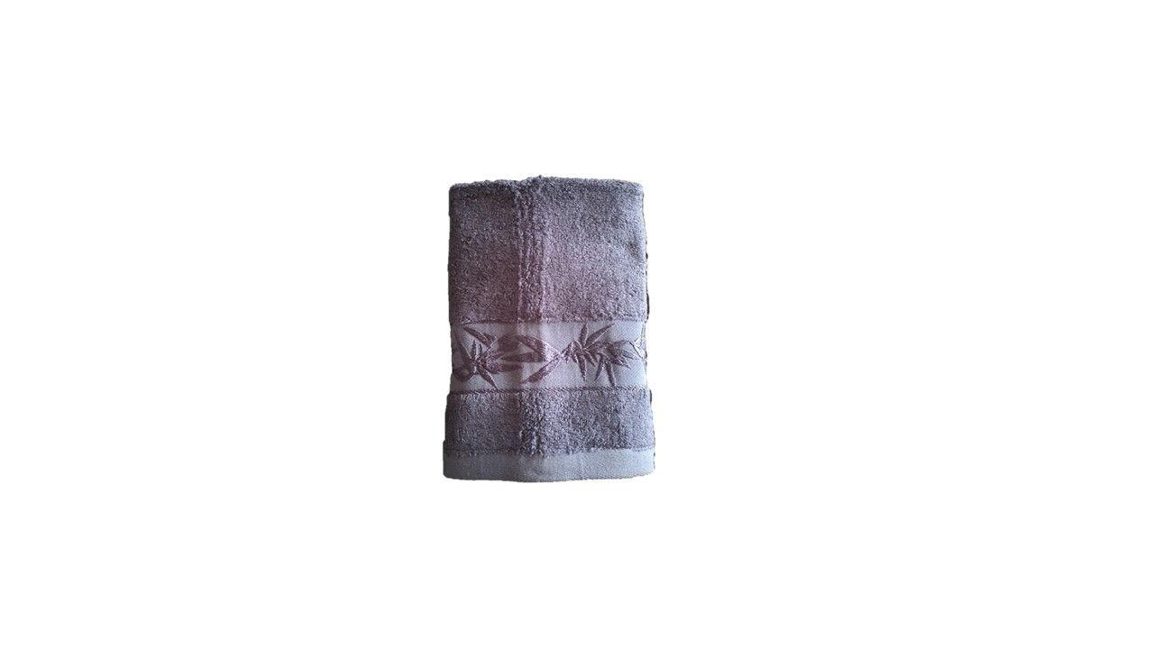 Uterák Hanoi - tm. šedá 50x100 cm