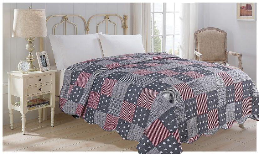 Prehoz na posteľ AMERICANO 220 x 240 cm