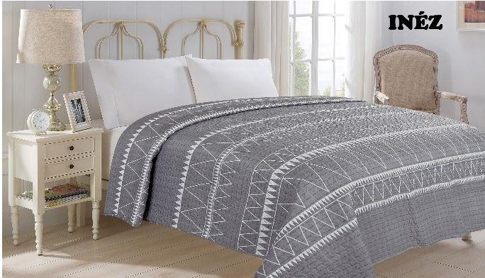Prehoz na posteľ INEZ 220 x 240 cm