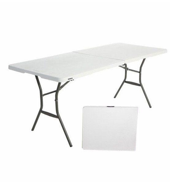 Cateringový skladací stôl LifeTime - 183 x 76 cm