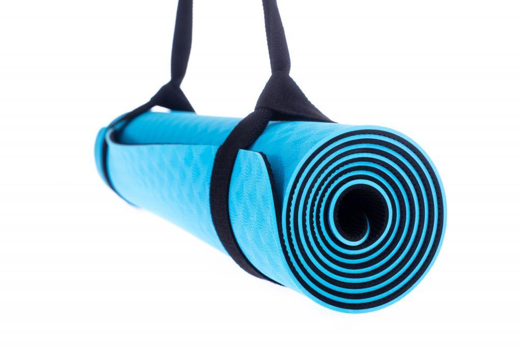 Popruh k podložke na jógu