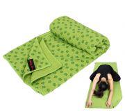 Protišmykový uterák na jogu