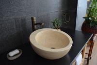 Kamenné umývadlo z mramoru Hébé