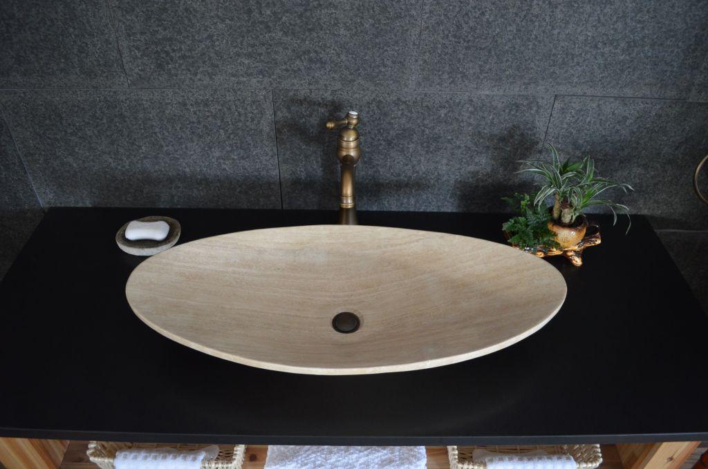 Kamenné umývadlo z mramoru Niké