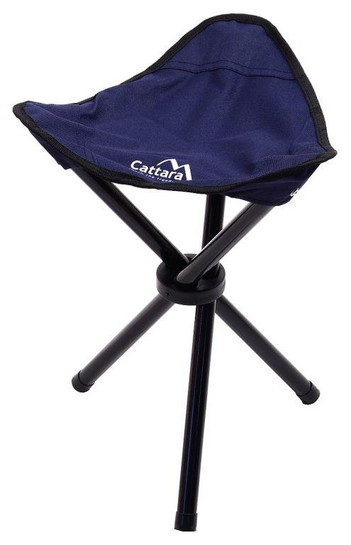 Skladacia kempingová stolička OSLO - modrá