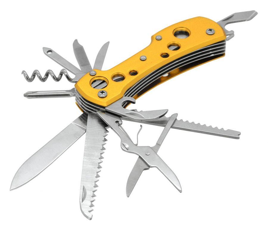 Nôž vreckový MULTI 10 cm