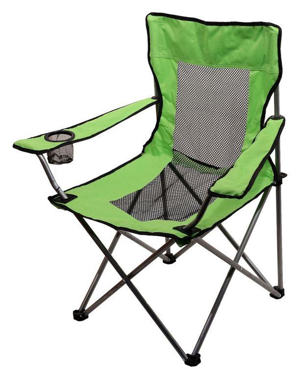 Kempingová skladacia stolička NET