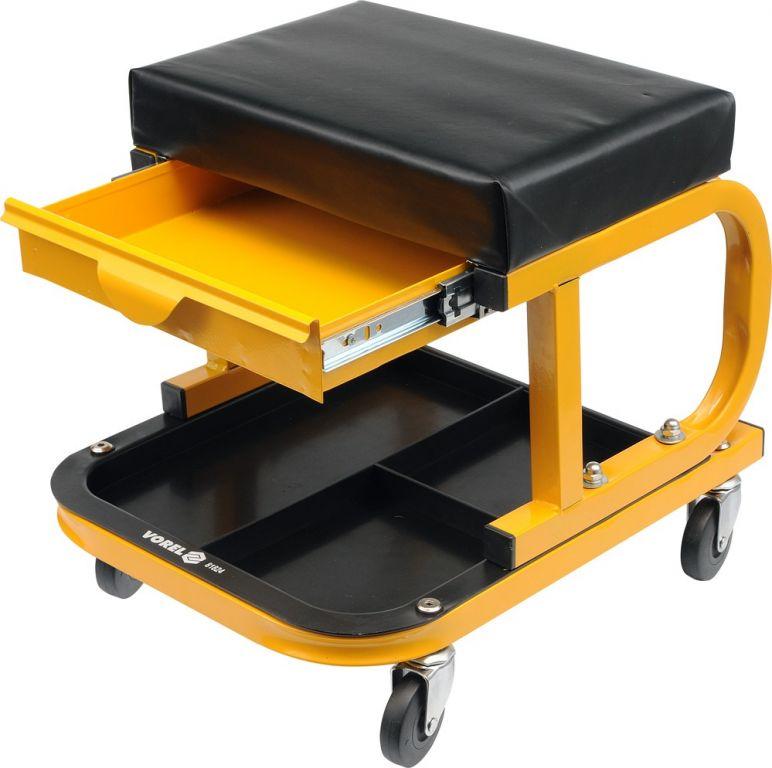 Sedačka pojazdná s organizérom - 240 x 380 x 50 mm