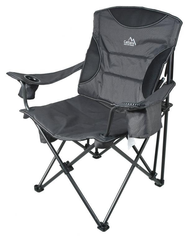 Kempingová skladacia stolička MERIT XXL - 101 cm