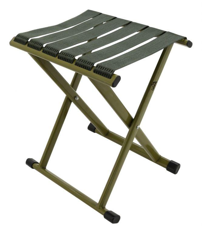 Kempingová skladacia stolička Nature - 29 x 34 x 24 cm