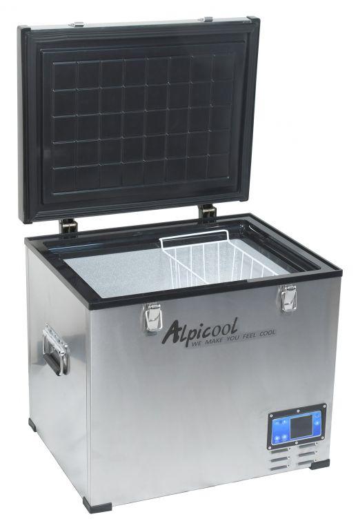 Chladiaci box BIG FRIDGE kompresor - 60 L 230/24/12V -20 °C