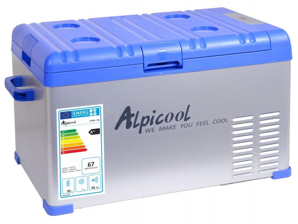 Chladiaci box kompresor - 30 L, 230/24/12V -20 °C