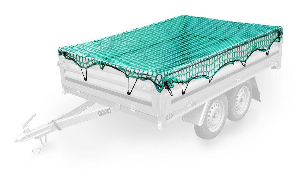Sieť na prívesný vozík, 2 x 3 m