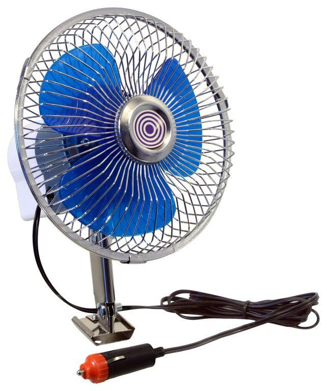 Ventilátor otočný - 24 V