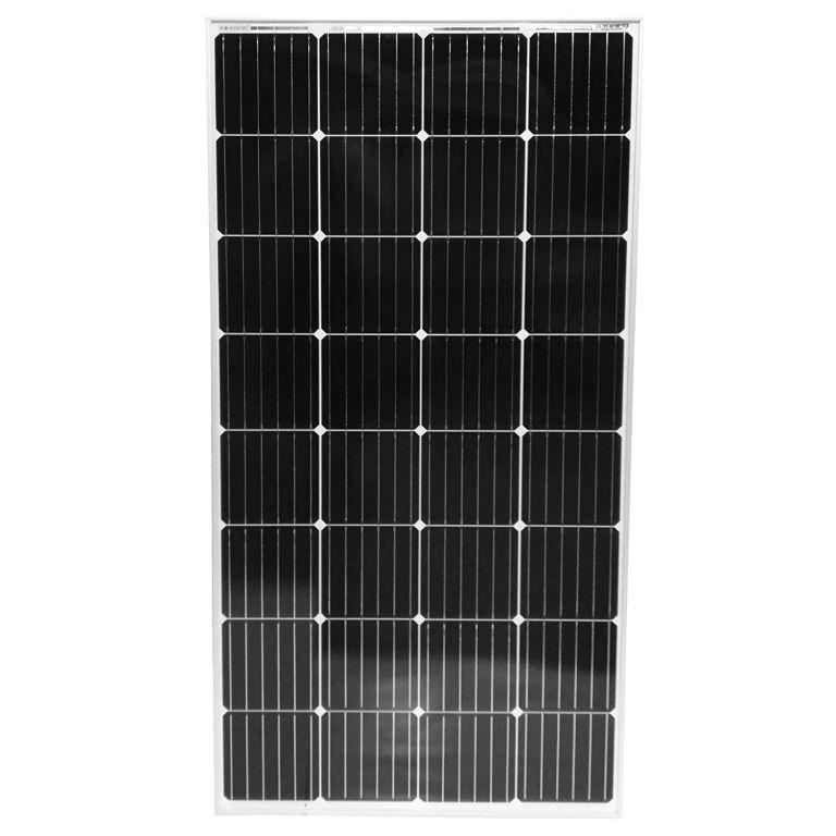Fotovoltaický solárny panel, 150 W, monokryštalický