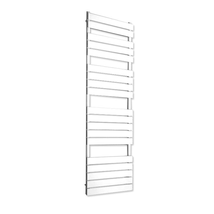 Kúpeľňový radiátor 1500 x 450 mm, biely
