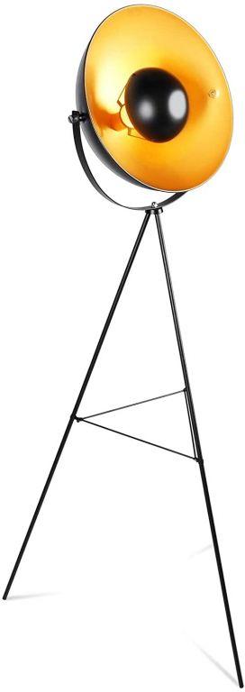 Stojaca lampa so statívom, 163 cm