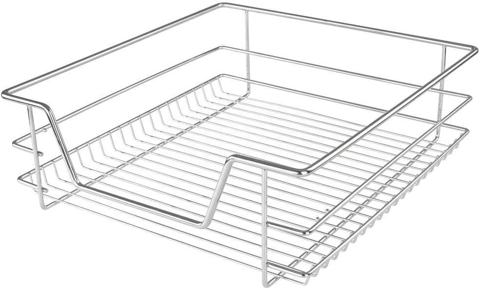 Teleskopická zásuvka do kuchyne, spálne, 50 cm