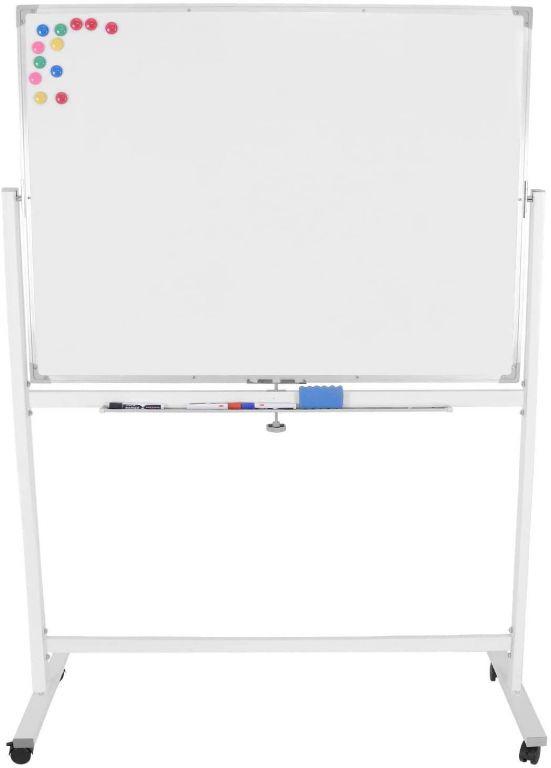 Magnetická tabuľa s príslušenstvom, 110 x 75 cm
