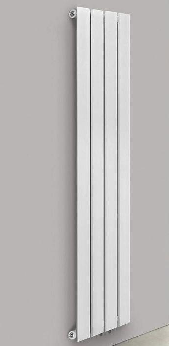 Vertikálne radiátor, stredové pripojenie, 1800 x 300 x 52 mm