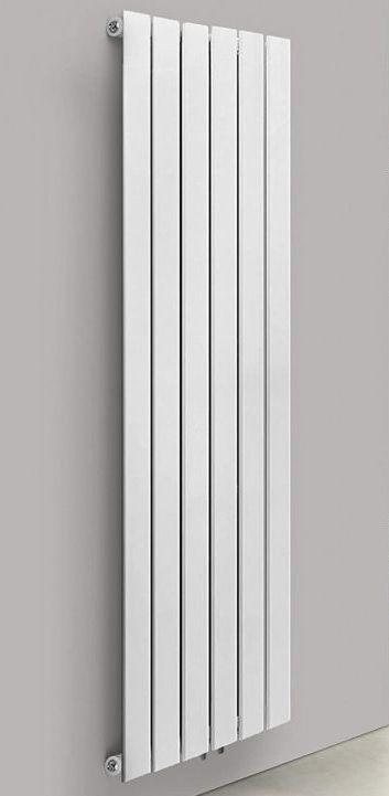 Vertikálny radiátor, stredové pripojenie, 1800 x 452 x 52 mm