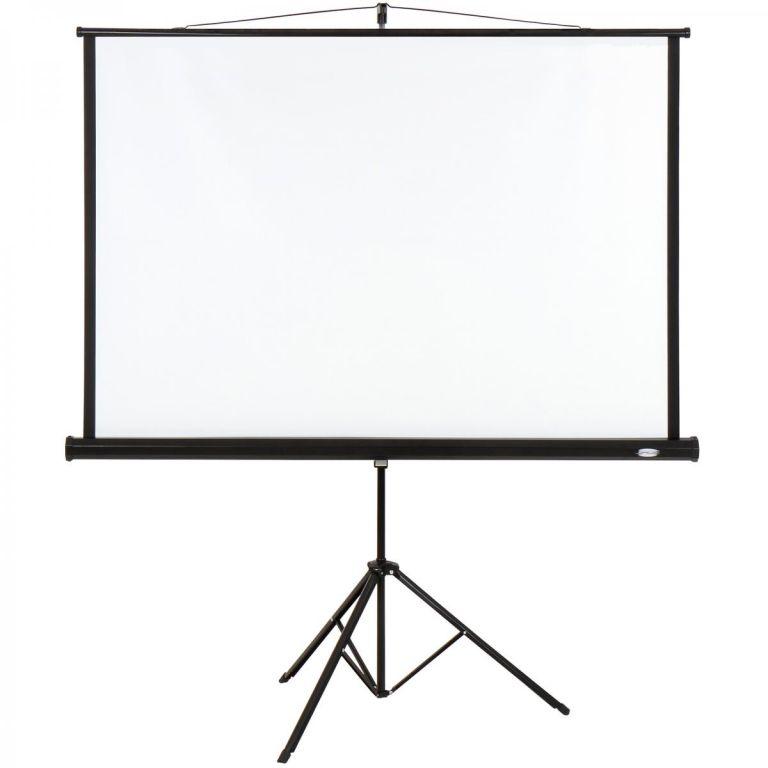 JAGO Projekčné plátno so statívom 152 x 152 cm
