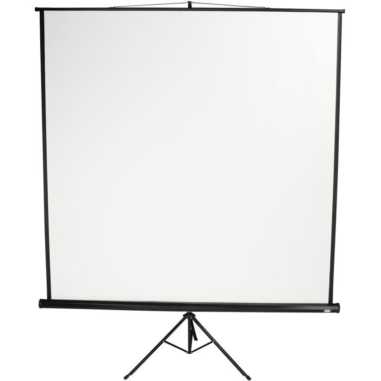 JAGO Projekčné plátno so statívom 203 x 203 cm