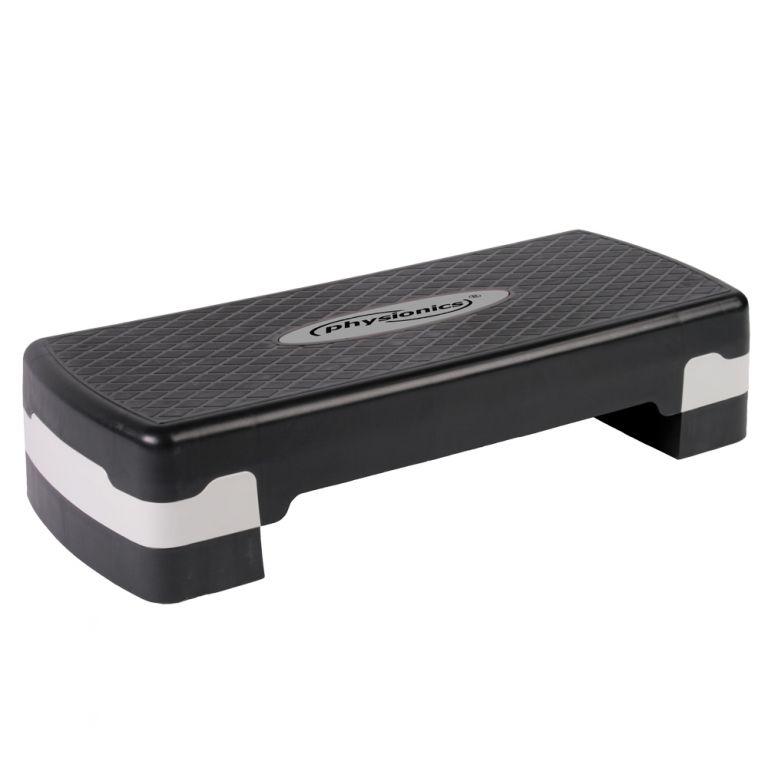 Physionics Aerobic Stepboard - fitness stepper - max. 200 kg