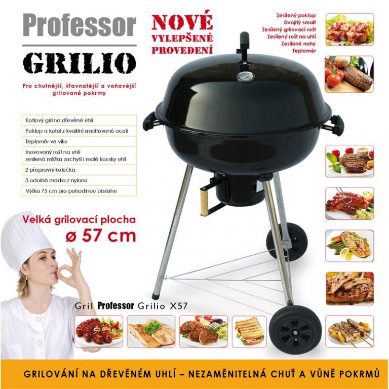 Záhradný gril Professor GRILIO X57