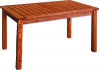 Stôl HOLIDAY - morený