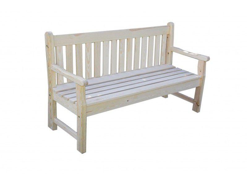 Záhradná lavica LONDON FSC