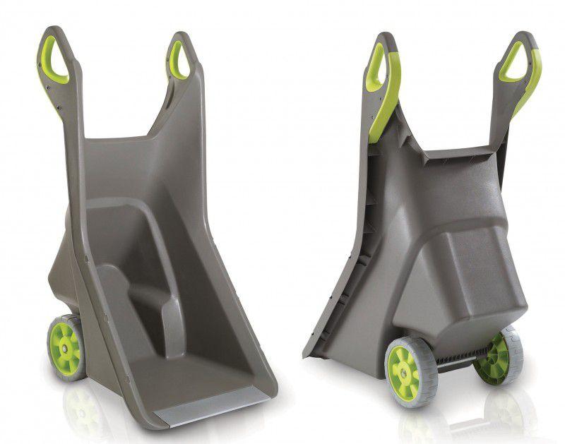 Záhradný plastový vozík REALBARROW - 100L