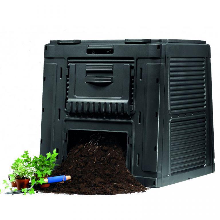E - kompostér 470L - bez podstavca
